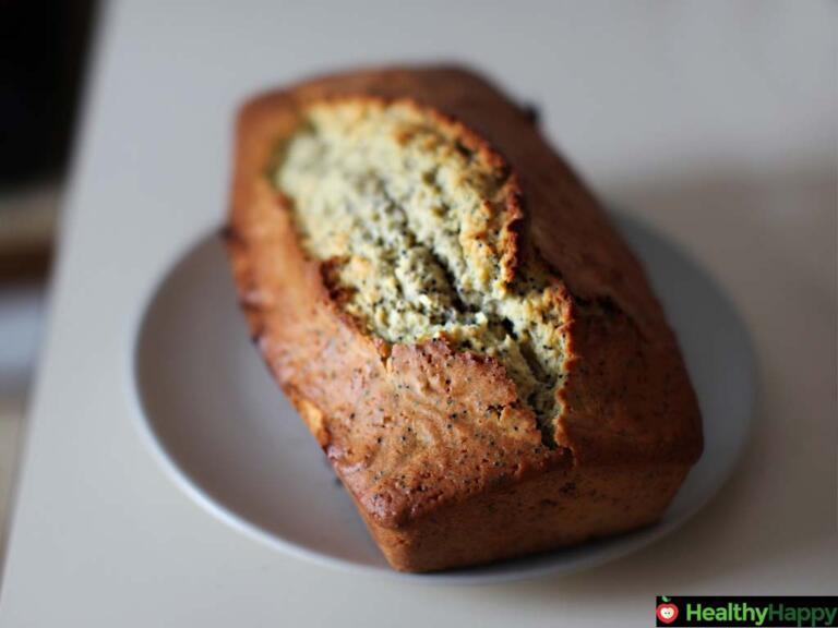 Paleo Bananen & Hanfsamen Brot by Healthyhappy