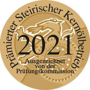 Goldplakette 2021