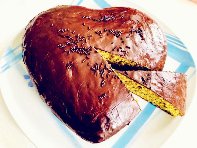Steirischer Herzkuchen
