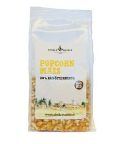 Bio Popcorn Mais