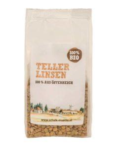 Teller Linsen