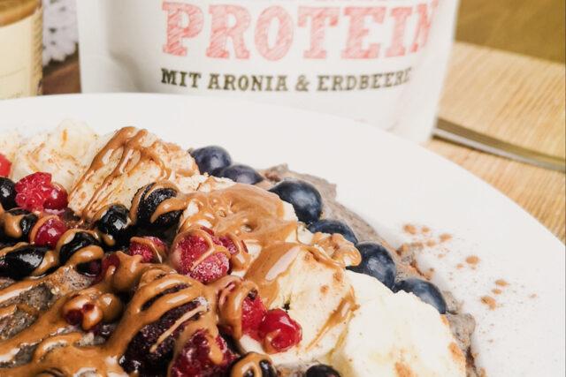 Veganes Super-Porridge