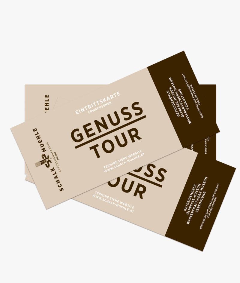 Genusstour-Tickets