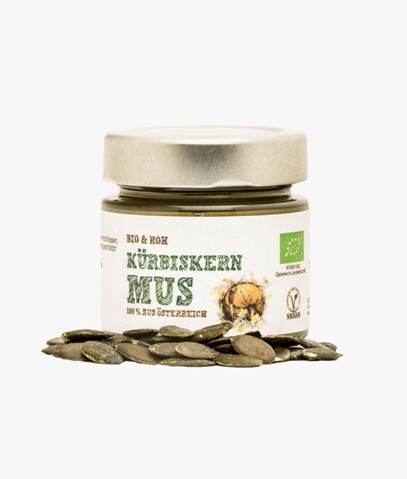 Organic & Raw Pumpkin Seed Butter