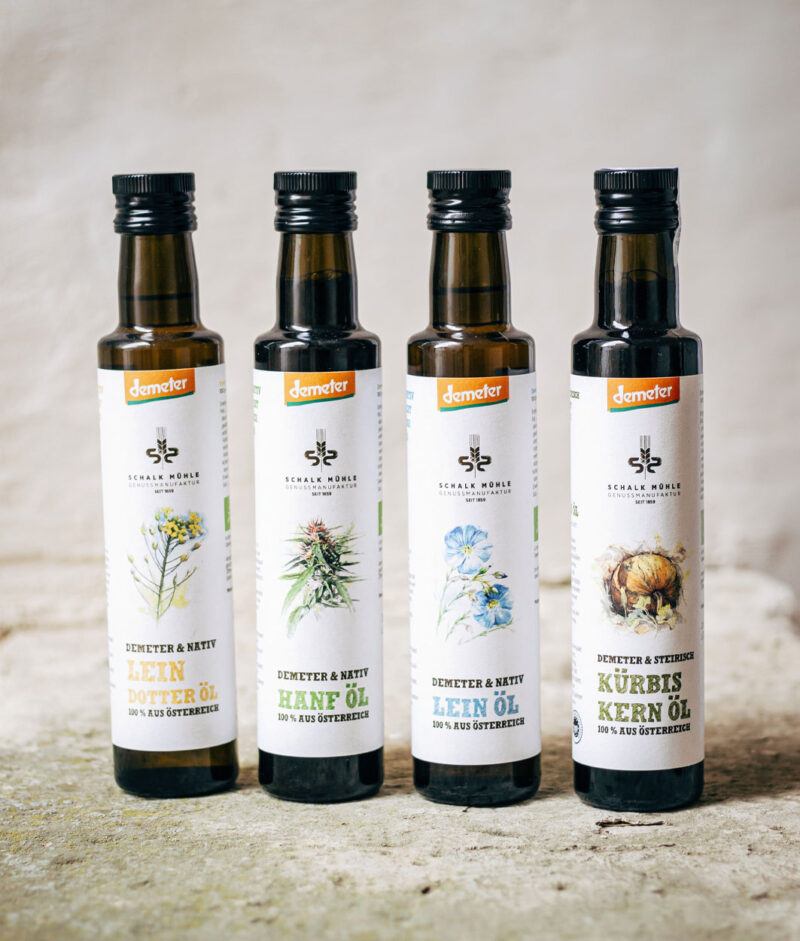 Demeter Bio Steirisches Kürbiskernöl g.g.A.