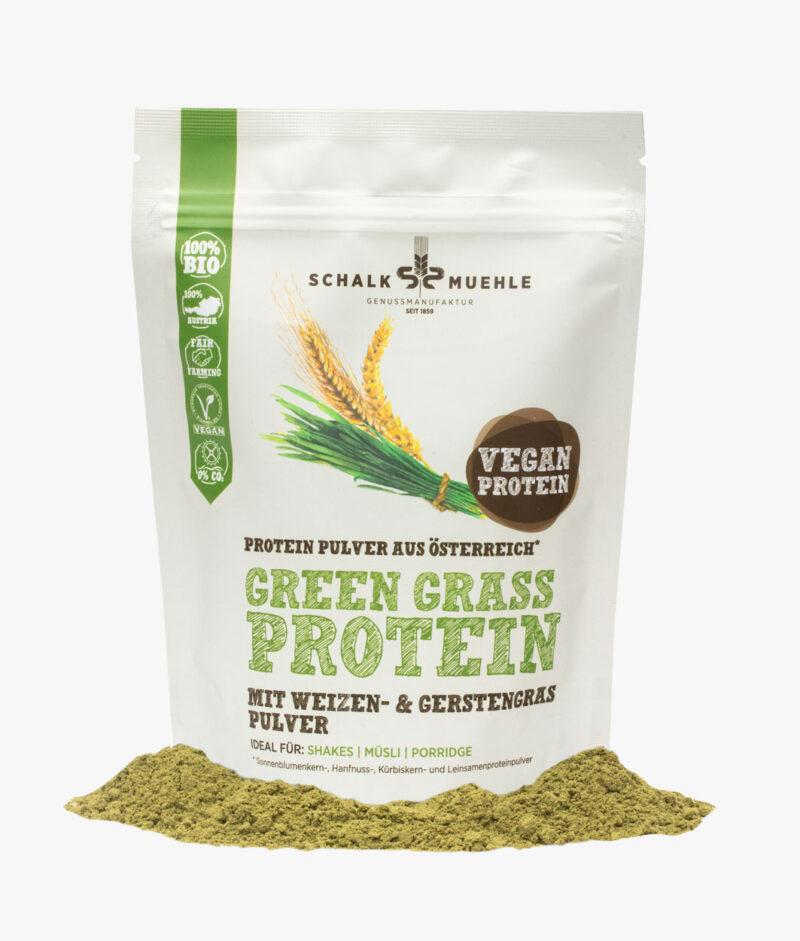 Green Grass Protein Pulver