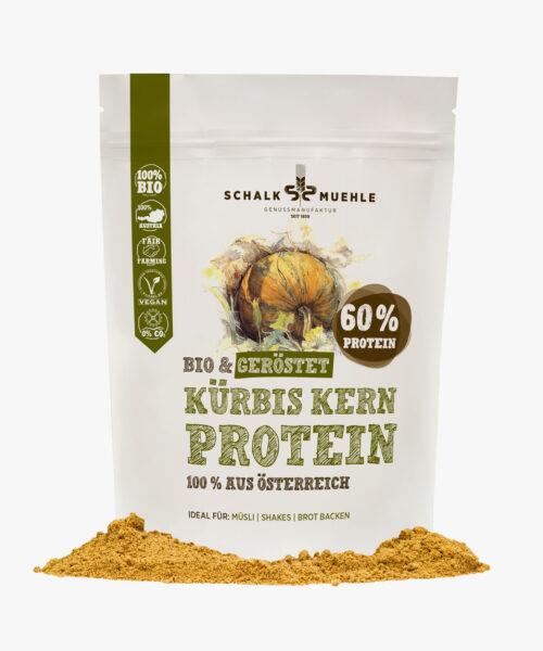 Kürbiskern Protein Pulver