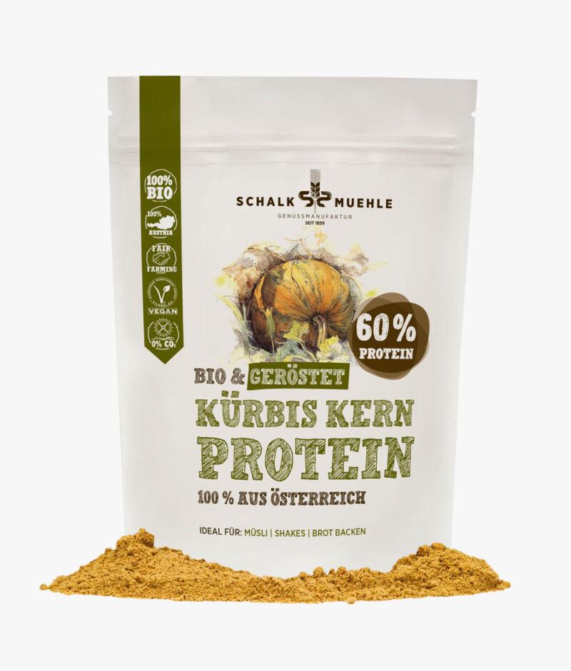 Organic & Roasted Pumpkin Seed Powder