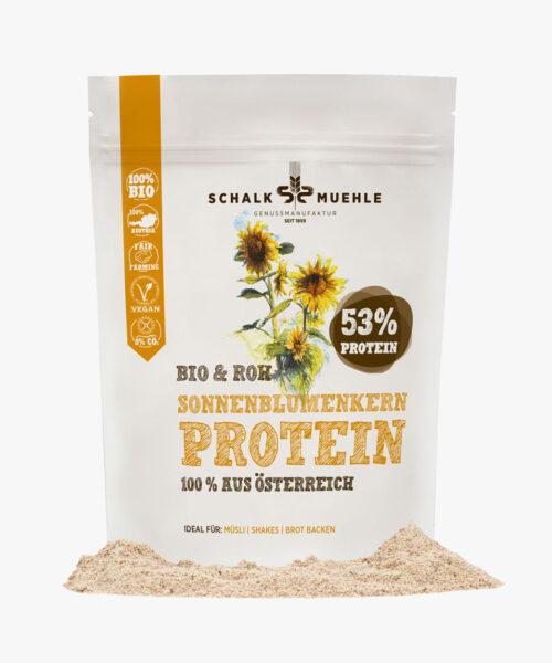 Sonnenblumen Protein Pulver