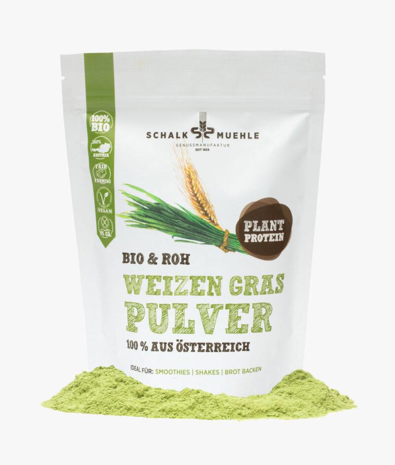 Bio & Roh Weizengras Pulver