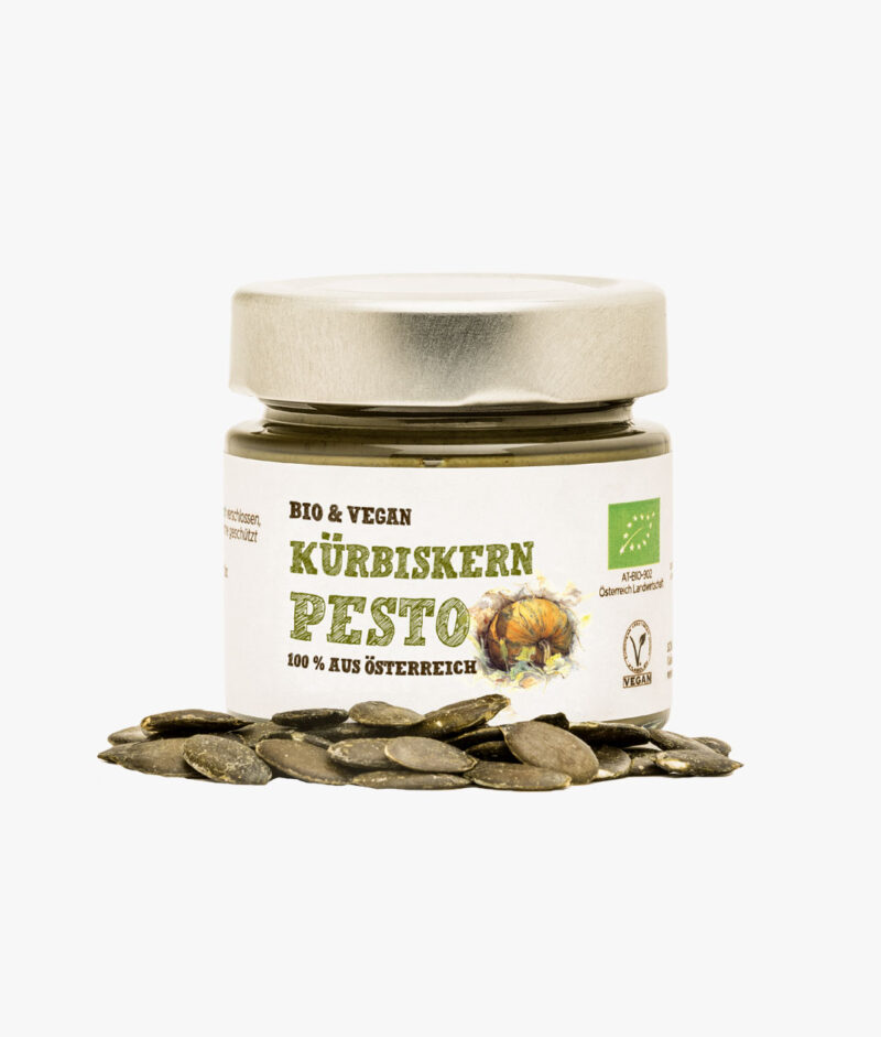 Organic Pumpkin Seed Pesto