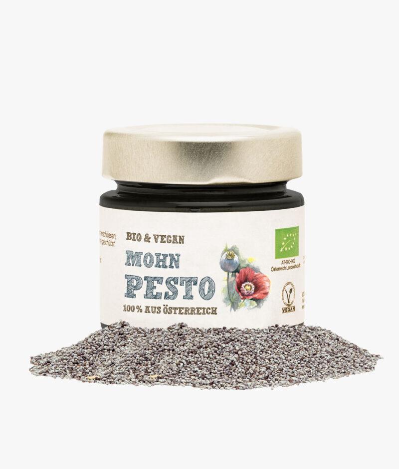 Bio Mohn Pesto