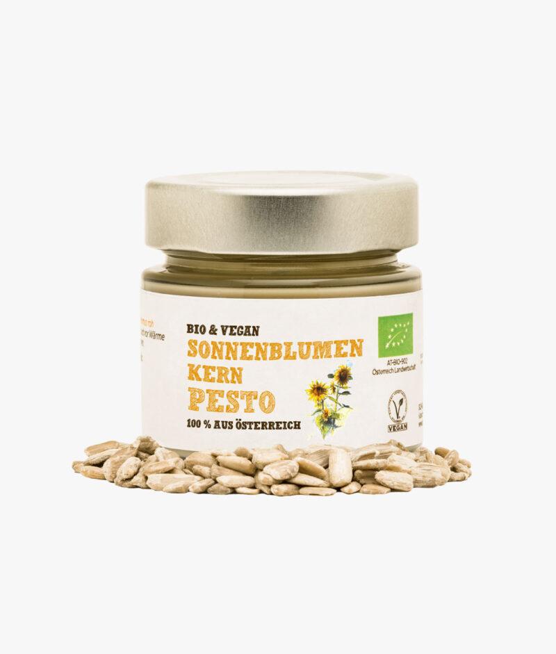 Bio Sonnenblumen Kern Pesto