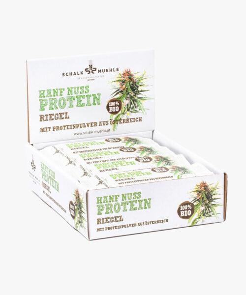 Protein Riegel Box