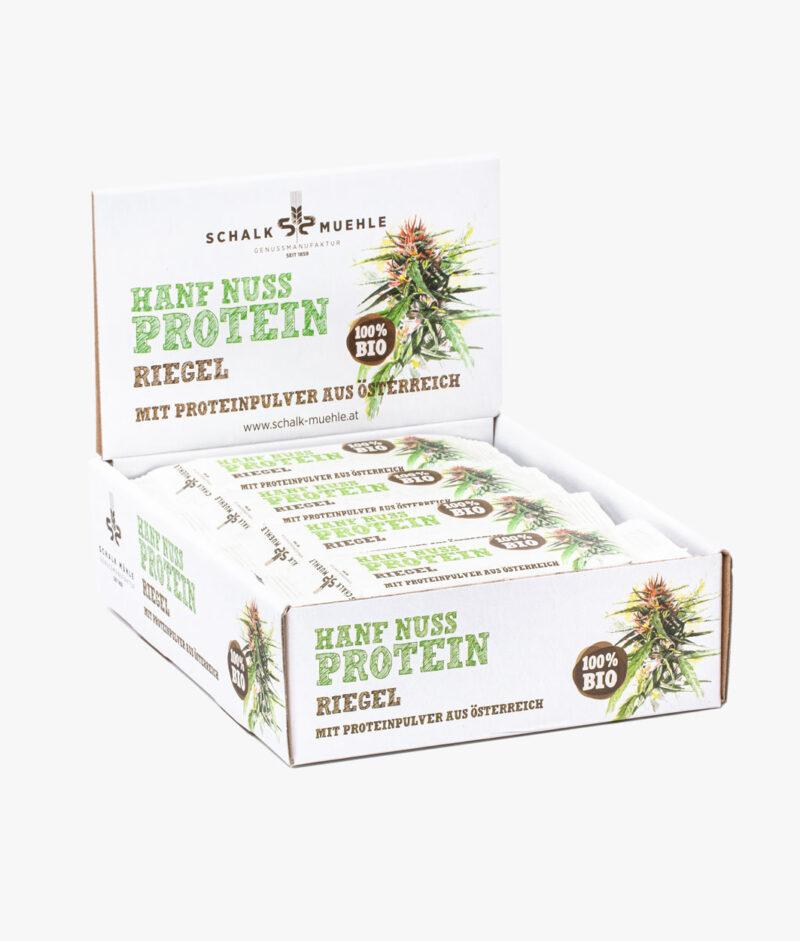 Bio Hanf Protein Riegel