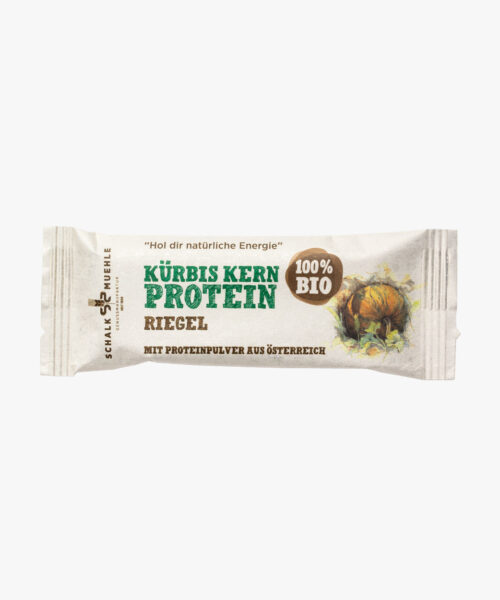 Kürbiskern Protein Riegel
