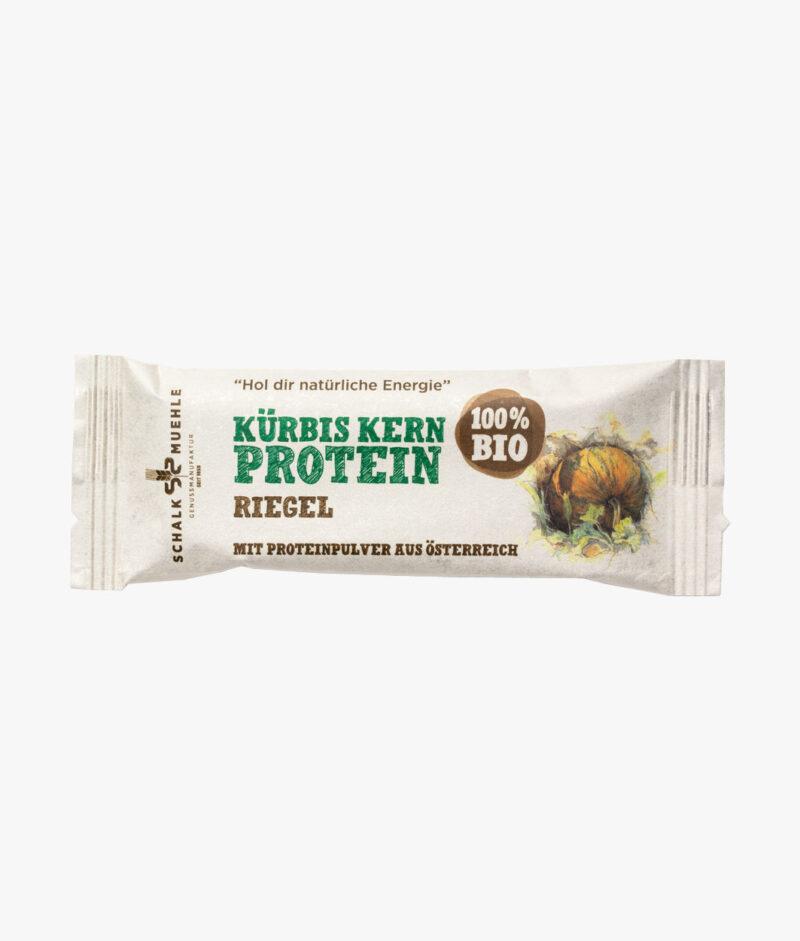 Bio Kürbiskern Protein Riegel
