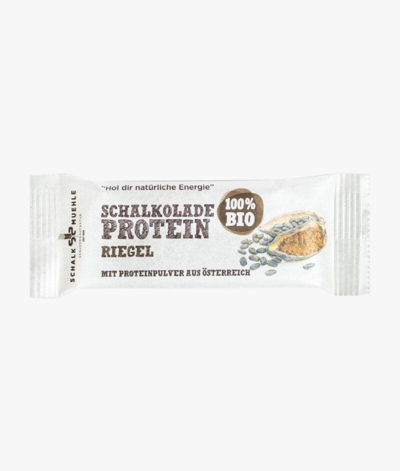 Bio Schalkolade Protein Riegel