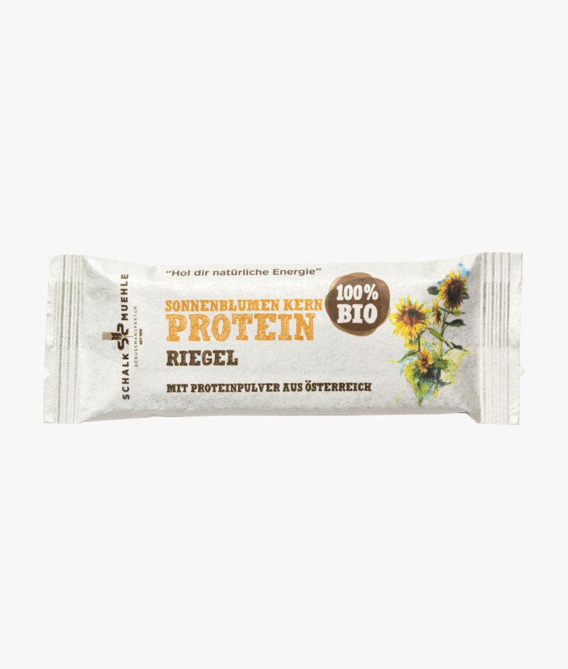 Bio Sonnenblumenkern Protein Riegel