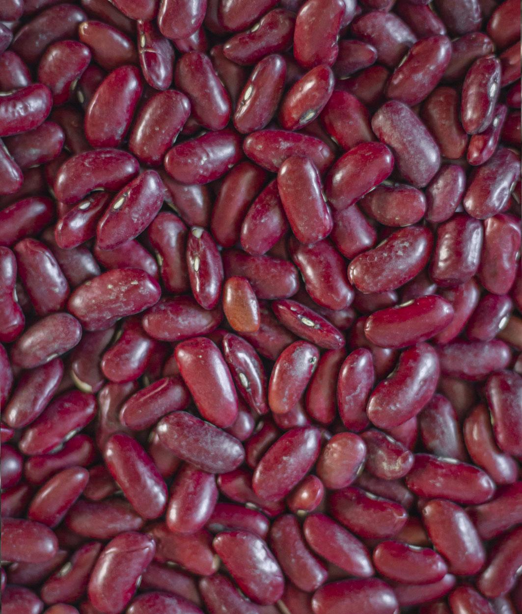 Rote Bohnen