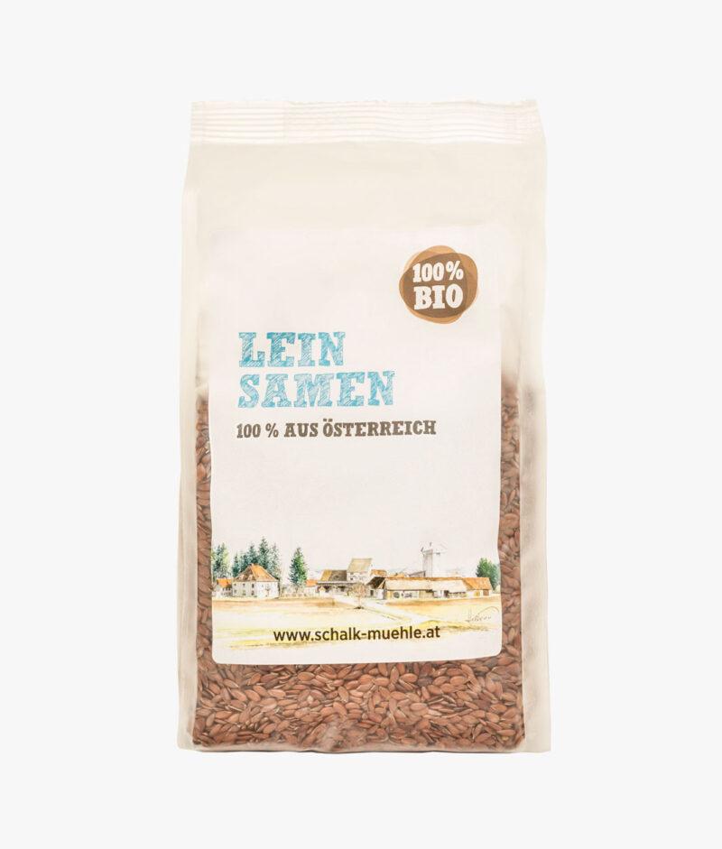 Organic & Raw Flax Seeds