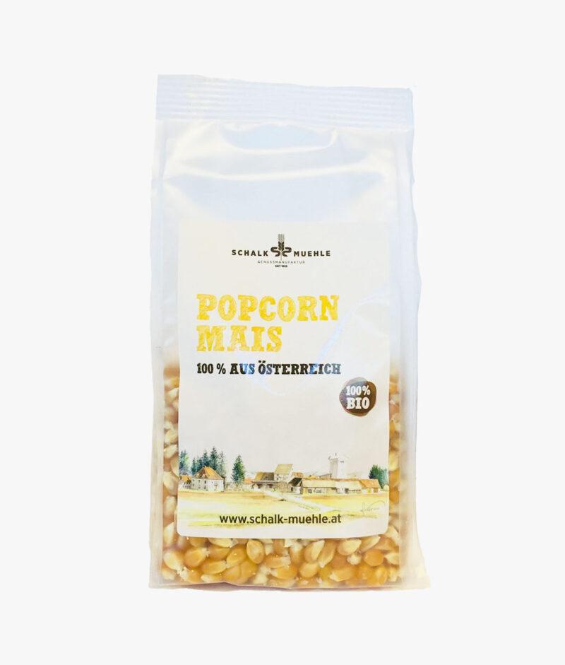 Bio Popcorn Mais aus Österreich