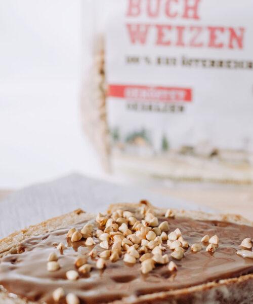 Buchweizen Snack