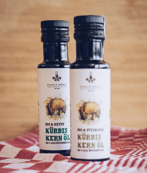 Bio Kürbiskernöl Nativ