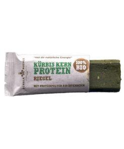 Proteinriegel Kürbiskern