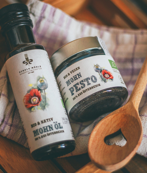 Organic Poppy Seed Oil