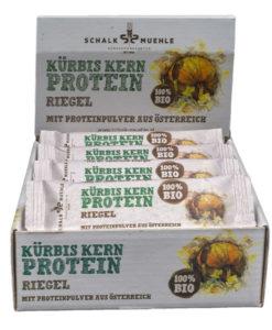 Proteinriegel Kürbiskern Großpackung