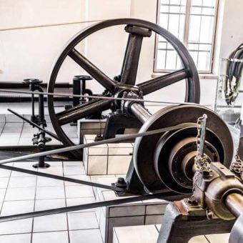 Wasserkraftwerkmuseum Francis Turbine